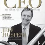 Jeff Huspeni CEO Magazine